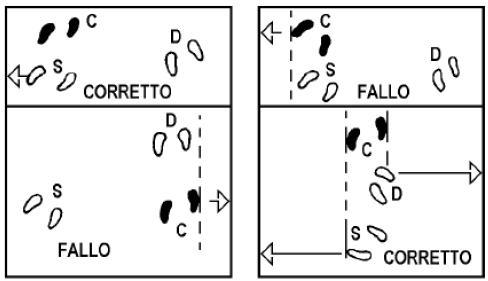 Falli Laterali