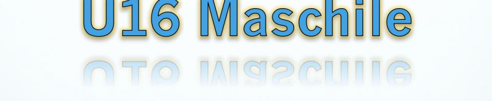 Considerazioni sull'allenamento Under 16 Maschile